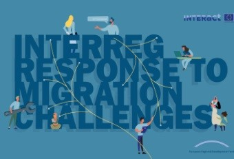Interreg response to migration publication cover