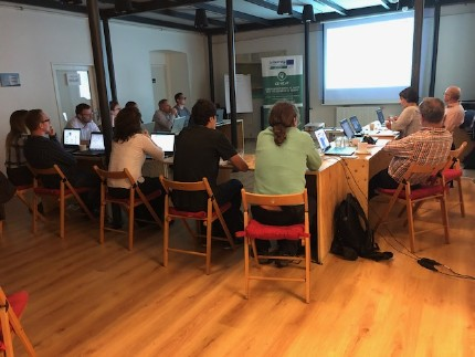 Ce-HEAT partners gather for final project meeting in Prague
