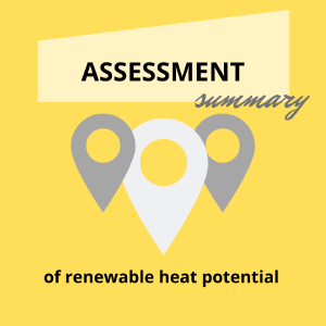 3. Renewable heat potential assessment in the target regions