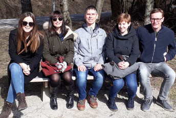 PhD students discussed UGB in Salzburg