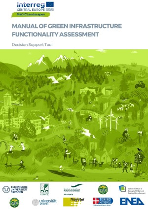 OUTPUT 3: MANUAL OF GREEN INFRASTRUCTURE FUNCTIONALITY ASSESSMENT