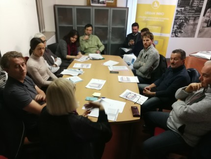 Trentino Pilot: RivaPartecipa Evaluation Focus Group