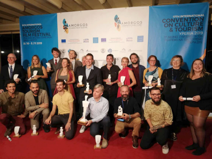 Winners of the 10th Amorgos Tourism Film Festival