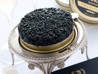 Caviar from waste heat