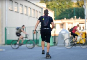 SKATE, Smart Commuting in Hranice (Czech Republic)