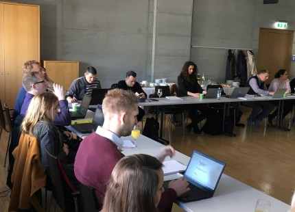 URBAN INNO partnership meeting in Vorarlberg, March 2019